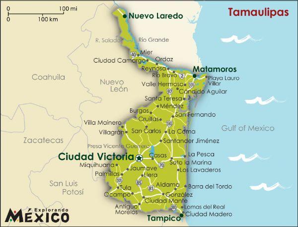 el norte tamaulipas:
